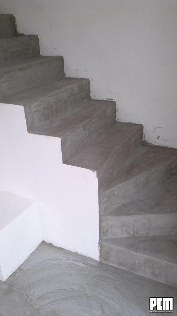 Cemento spatolato scale - Scale in resina prezzi ...