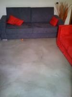 Pavimenti in Cemento Soggiorno